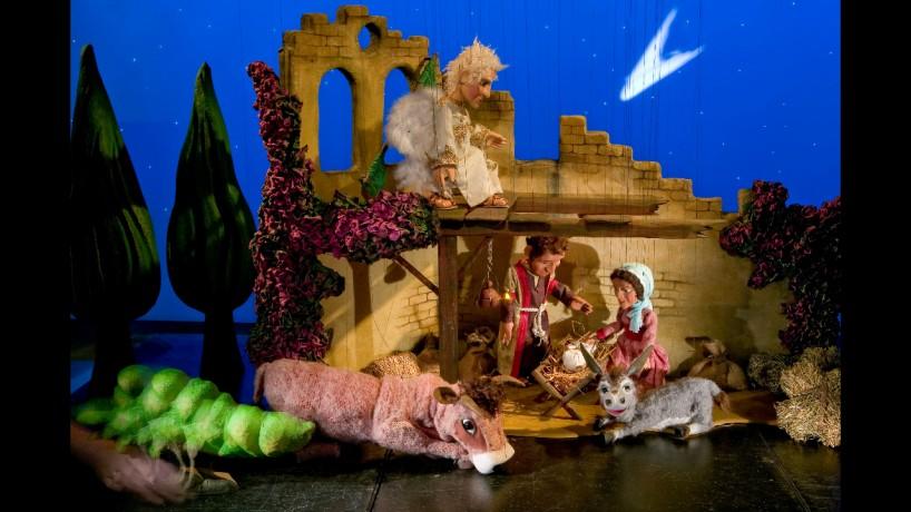 Filmmusik: Augsburger Puppenkiste – Die Weihnachtsgeschichte