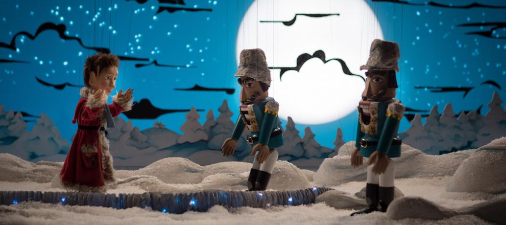 Filmmusik: Augsburger Puppenkiste – Als der Weihnachtsmann vom Himmel fiel