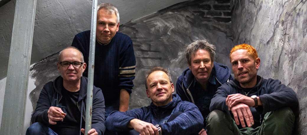 Neues Album: Spermbirds – Go To Hell Then Turn Left